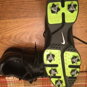 Nike Shoes - Golf Men's NIKE Lunar Saddle Golf Shoe